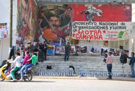 Manta del Encuentro @ atencofpdt.blogspot.com