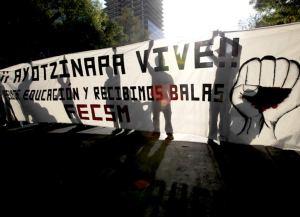 Manifestaciones Ayotzinapa @ proyectoambulante.org