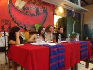 Presentación del Informe en conferencia de prensa @ SIPAZ