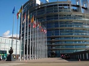 Parlamento Europeo en Estrasburgo (@pabloperezarmenteros.wordpress.com)