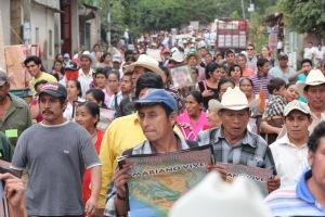 Marcha en Comalapa (@ Comité Digna Ochoa)