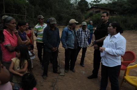 Desplazados de La Laguna (@Gobierno del estado de Guerrero)