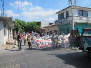 Caravana a Alvaro Obregón (@Asamblea de los Pueblos Indígenas del Istmo en Defensa de la Tierra y del Territorio)