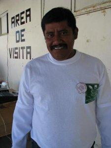 Profesor Alberto Patishtán (@CGT Chiapas)