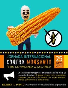 Día internacional contra Monsanto