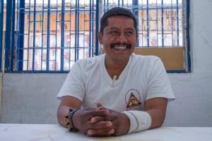 Alberto Patishtán @ Moyses Zúñiga