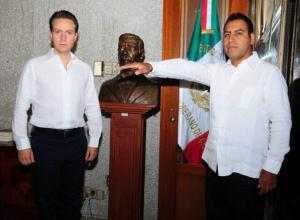 Velasco Coello y Ramírez Aguilar @ Twitter