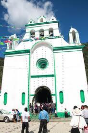 Iglesia de Chenalhó (@acteal.blogspot.com)