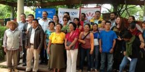 """Foro """"La defensa de los derechos humanos en Oaxaca"""" (@Red TdT)"""