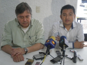 Jaime Martínez y Sandino Rivero @ SIPAZ