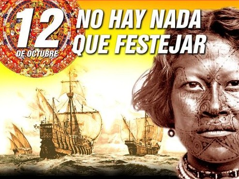 Chiapas movilizaciones el 12 de octubre d a de la for Comedores 12 de octubre