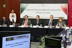 Audiencias públicas sobre justicia militar en el Senado (@PAN)