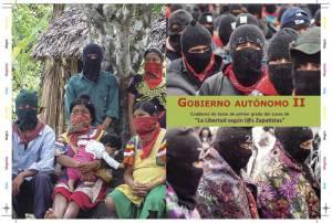 © Enlace Zapatista, portada de uno de los libros de la escuelita