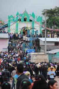 Peregrinación del Pueblo Creyente zona Altos a Acteal (@CDHFBC)