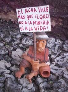 No a la minería (@Zapateando)