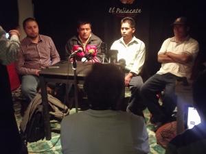 Conferencia de prensa, 24 diciembre 2013 @ SIPAZ