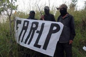 Guerrilleros de las FAR-LP. Foto @Excelsior