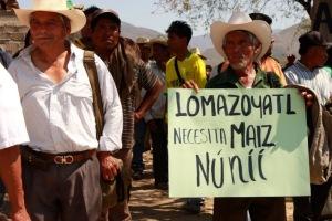 Movilización de damnificados de la Montaña de Guerrero (@CENCOS)