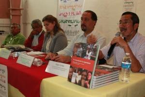 """Presentación """"Acompañando la esperanza"""" en Chilpancingo (@RedTdt)"""