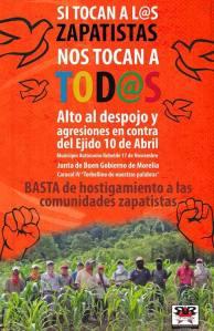 Imagen @ Red contra la Represión