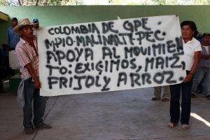 Damnificados de la Montaña de Guerrero (@Tlachinollan)