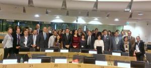 Seminario sobre Derechos Humanos en Bruselas, marzo de 2014 (@CADHAC)