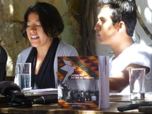 """Presentación del libro """"Justicia para San José del Progreso"""", Oaxaca, marzo de 2014 (@SIPAZ)"""