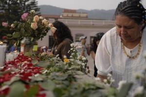 Evento de conmemoración en San Cristóbal. Foto (@Arte Acción)