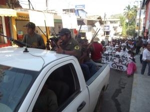 Misión de Observación a Guerrero, febrero de 2014 (@SIPAZ)
