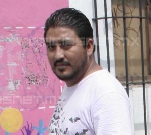 Ignacio García Maldonado, ex miembro de la APPO asesinado. Foto (@Noticiasnet.mx)