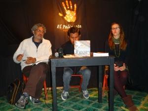 Presentación del informe en san Cristóbal de las Casas. Foto (@Sipaz)