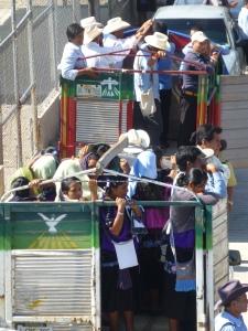 Retorno de desplazados en Colonia Puebla (@SIPAZ)
