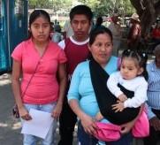 Familiares del preso loxicha. Foto (CML-México)