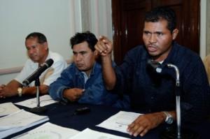 Marco Antonio Suategui Muñoz, vocero de la Cecop. Foto (@Proceso)