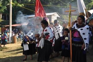 Aniversario luctuoso de la masacre de Acteal. Foto de archivo @ SIPAZ