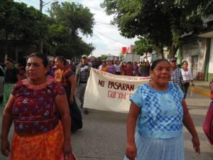 Marchan en Juchitán (@EDUCA)