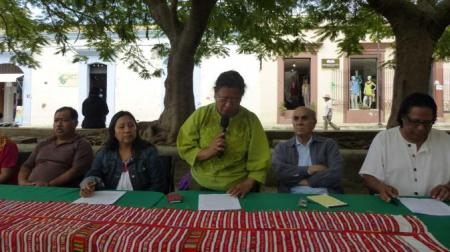 Evento de organizaciones Civiles sobre la Ley Indígena y Afromestiza (@Noticiasnet.mx)