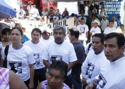 Abel Barrera, director del CDH Tlachinollan (@Tlachinollan)