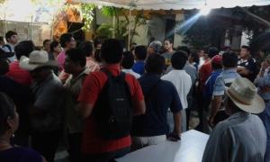 Consulta en Juchitán (@CODIGO DH)
