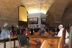 Internacional: Encuentro Mundial de Movimientos Populares en el Vaticano (@Via Campesina)