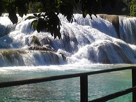 Cascadas de Agua Azul (@SIPAZ)