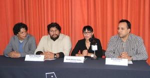 Conferencia de prensa ante amenazas (@CENCOS)