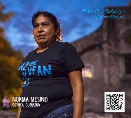 Norma Mesina (@Haz que se vean)