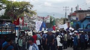 Peregrinación del Pueblo Creyente, Simojovel, marzo de 2015 (@SIPAZ)