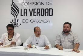 Conferencia de prensa de la Comisión de la Verdad de Oaxaca (@EDUCA)