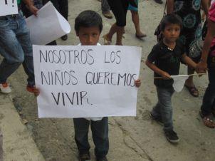 Pergrinación de Simojovel a La Pimienta (@Centro de Derechos Humanos Fray Bartolomé de Las Casas)