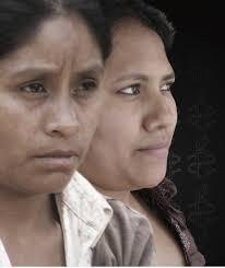Inés Fernández y Valentina Rosendo (@Amnistía Internacional)