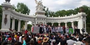 Ayotzinapa, 8 meses (@Radio Pozol)
