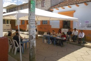 Elecciones intermedias 2015, San Cristóbal de Las Casas, Chiapas (@SIPAZ)