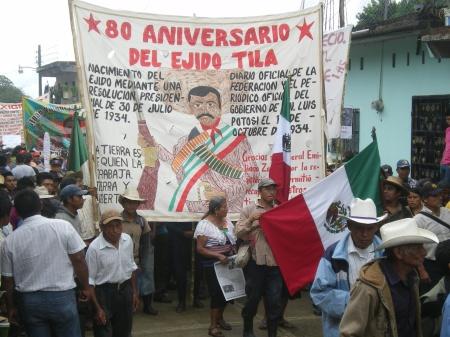 80 aniversario del Ejido Tila, octubre 2014 @ SIPAZ